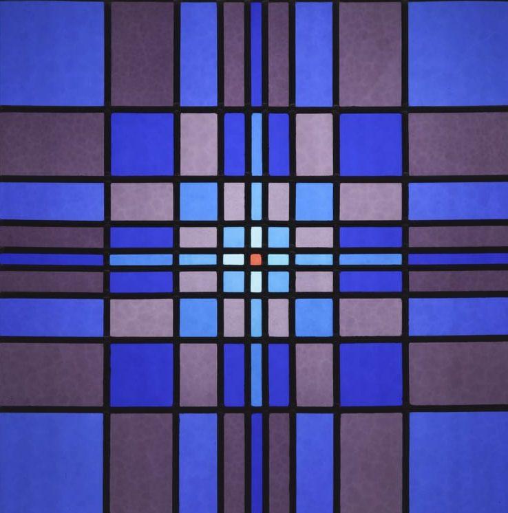 Vierkante Mandala