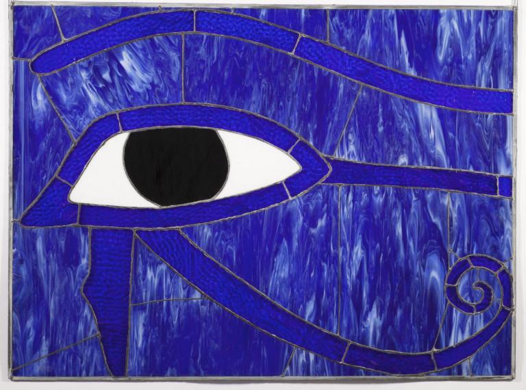 Het alziende oog of het oog van Horus